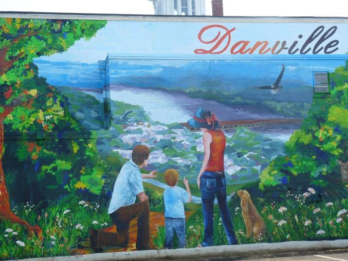 Danville Mural