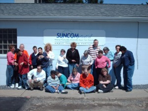 Suncom group picture